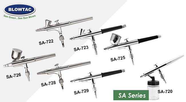 Airbrush-SA-Series