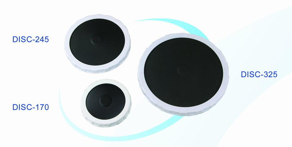 薄膜式曝氣盤 - DISC-170 / DISC-245 / DISC-325