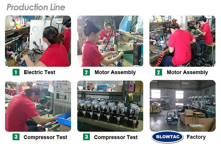 Mini Air Compressor Production line
